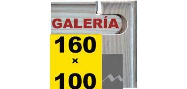 BASTIDOR GALERÍA 3D (ANCHO DE LISTON 46 X 32) 160 X 100