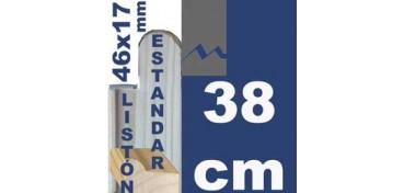 LISTÓN ESTUDIO (46 X 17) - 38 CM