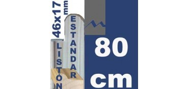 LISTÓN ESTUDIO (46 X 17) - 80 CM