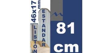 LISTÓN ESTUDIO (46 X 17) - 81 CM