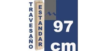 TRAVESAÑO ESTUDIO (46 X 17) - 97 CM