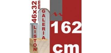 LISTÓN GALERÍA 3D (46 X 32) - 162 CM