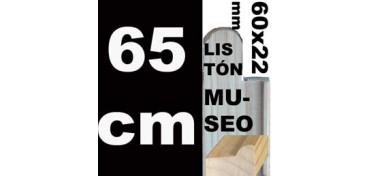 LISTÓN MUSEO (60 X 22) - 65 CM