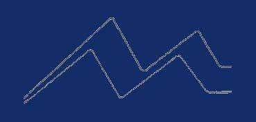 DECOART AMERICANA ACRÍLICO MATE AZUL PRIMARIO - PRIMARY BLUE - TRANSPARENT - DA200