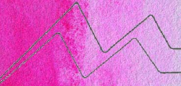 HOLBEIN ACUARELA ARTIST TUBO ROSA LUMINOSO - BRIGHT ROSE - Nº 370 SERIE B