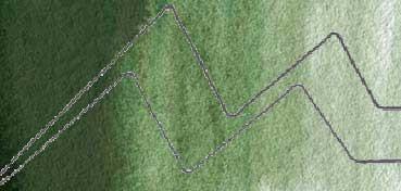 HOLBEIN ACUARELA ARTIST TUBO GRIS VERDE - GREEN GREY - Nº 352 SERIE A