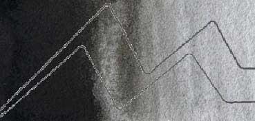 HOLBEIN ACUARELA ARTIST TUBO NEGRO MARFIL - IVORY BLACK - Nº 338 SERIE A