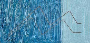 TALENS COBRA ÓLEO AL AGUA AZUL CERÚLEO - CERULEAN BLUE - SERIE 4 - Nº 534