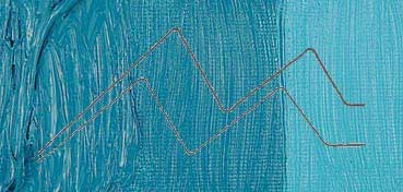 TALENS COBRA ÓLEO AL AGUA AZUL TURQUESA - TURQUOISE BLUE - SERIE 3 - Nº 522