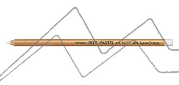 LÁPIZ PITT PASTEL FABER-CASTELL - BLANCO SUAVE Nº 101