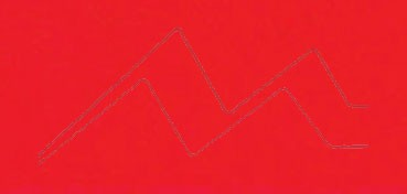 HOLBEIN DESIGNER GOUACHE TUBO ROJO PURO - PURE RED - Nº 509 SERIE C