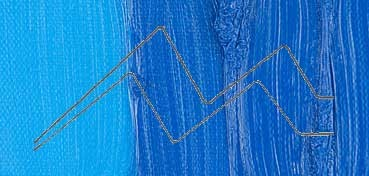 SENNELIER ÓLEO EXTRAFINO AZUL CERÚLEO SUSTITUTO - CERULEAN BLUE HUE - SERIE 2 - Nº 323