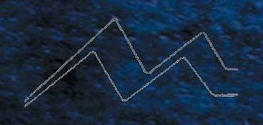 SENNELIER TINTA DE DIBUJO AZUL ULTRAMAR OSCURO - ULTRAMARINE BLUE - Nº 315