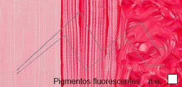 SENNELIER ABSTRACT PINTURA ACRÍLICA MULTISOPORTES HEAVY-BODY ROJO  FLUORESCENTE Nº 604