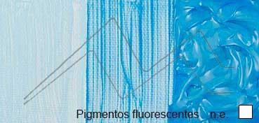 SENNELIER ABSTRACT PINTURA ACRÍLICA MULTISOPORTES HEAVY-BODY AZUL FLUORESCENTE Nº 304