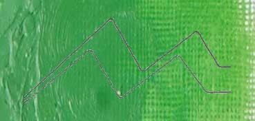 WINSOR & NEWTON OILBAR ÓLEO EN BARRA VERDE CLARO PERMANENTE (PERMANENT GREEN LIGHT) SERIE 2 Nº 483