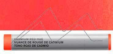 WINSOR & NEWTON BARRA DE ACUARELA ROJO DE CADMIO TONO - SERIE 1 - Nº 095