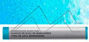 WINSOR & NEWTON BARRA DE ACUARELA AZUL MANGANESO TONO - SERIE 2 - Nº 379