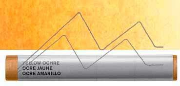 WINSOR & NEWTON BARRA DE ACUARELA OCRE AMARILLO - SERIE 1 - Nº 744