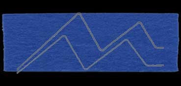 FIELTRO LANA NATURAL AZUL ULTRAMAR Nº 36 PAQUETE 10: 20X30 150 GR. 2MM (APROX.)