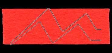 FIELTRO LANA NATURAL ROJO Nº 20: ROLLO DE 0,45 X 5 M 150 GR. 2MM (APROX.)