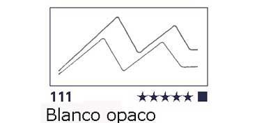 AKADEMIE MEDIO GODET 111 BLANCO OPACO