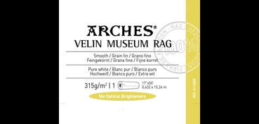ROLLO CANSON INFINITY ARCHES VELIN MUSEUM RAG 315G 100% ALGODÓN