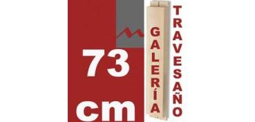TRAVESAÑO PARA BASTIDOR GALERÍA 3D (46 X 17) - 73 CM
