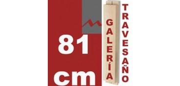 TRAVESAÑO PARA BASTIDOR GALERÍA 3D (46 X 17) - 81 CM