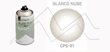 LA PAJARITA CHALK PAINT SPRAY BLANCO NUBE CPS-01