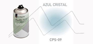 LA PAJARITA CHALK PAINT SPRAY AZUL CRISTAL CPS-09