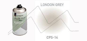 LA PAJARITA CHALK PAINT SPRAY LONDON GREY CPS-14