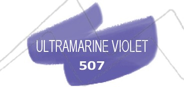 TALENS ECOLINE ACUARELA LÍQUIDA ULTRAMAR VIOLETA Nº 507