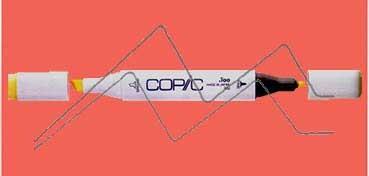 COPIC MARKER VERMILION R08