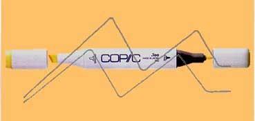 COPIC MARKER CHROME ORANGE YR04