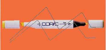 COPIC MARKER CADMIUM ORANGE YR07