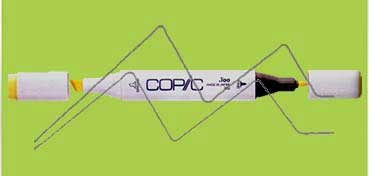 COPIC MARKER ACID GREEN YG07