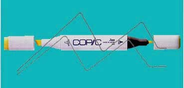COPIC MARKER DUCK BLUE BG49