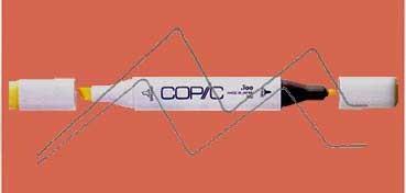 COPIC MARKER BURNT SIENNA E09