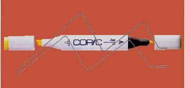COPIC MARKER REDWOOD E19