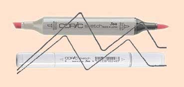 COPIC SKETCH BABY SKIN PINK E21