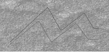 DECOART TEXTURE FIERRO TEXTURA HIERRO GRAFITO - GRAPHITE IRON - TXF06 -