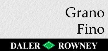LANGTON PRESTIGE DALER ROWNEY BLOC ACUARELA 300G/M² - 12 HOJAS - 100% ALGODÓN - GRANO FINO