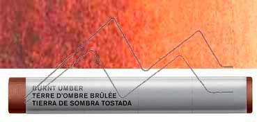 WINSOR & NEWTON BARRA DE ACUARELA TIERRA DE SOMBRA TOSTADA - SERIE 1 - Nº 076