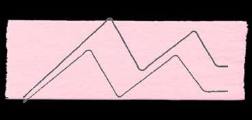 FIELTRO LANA NATURAL GRUESO ROSA CLARO Nº 26 PAQUETE 5: 45 X 70 CM. 260 GR. 3,5 MM (APROX.)