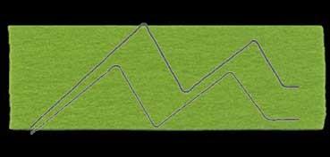 FIELTRO LANA NATURAL GRUESO VERDE CLARO Nº 51: 45 X 70 CM. 260 GR. 3,5 MM (APROX.)