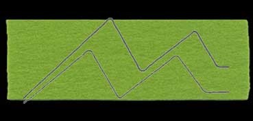 FIELTRO LANA NATURAL GRUESO VERDE CLARO Nº 51 PAQUETE 5: 45 X 70 CM. 260 GR. 3,5 MM (APROX.)