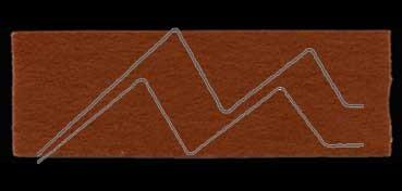 FIELTRO LANA NATURAL GRUESO MARRÓN CHOCOLATE Nº 85: 45 X 70 CM. 260 GR. 3,5 MM (APROX.)
