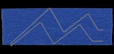 FIELTRO LANA NATURAL GRUESO AZUL ULTRAMAR Nº 36: 30 X 45 CM. 260 GR. 3,5 MM (APROX.)