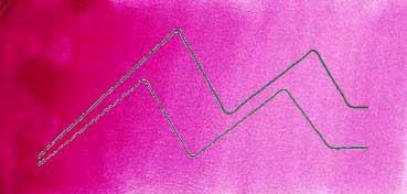MIJELLO ACUARELA ARTIST MISSION GOLD CLASS ROSA LUMINOSA - BRIGHT ROSE ( BV7, BV10, PR122 - LF.2 -  TRANSPARENTE) SERIE C Nº 556
